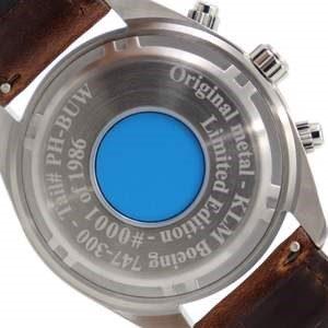Bristol Watch rear